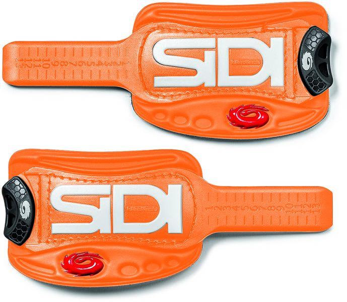Verschluss SIDI Soft Instep 3 - orange/schwarz - radschlag - Fahrradladen Ladengeschäft und Online Shop in Chemnitz - Fahrräder und Fahrradzubehör