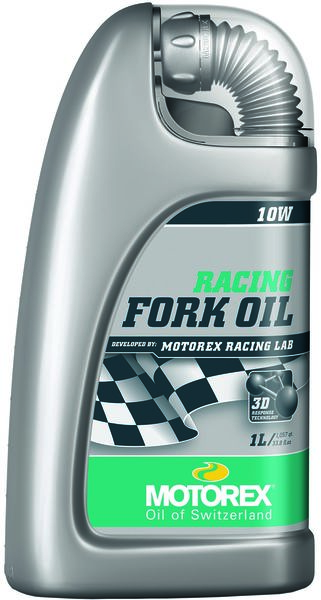 Motorex Racing Fork Oil 10W - 1L - Rad & Dämpferklinik GmbH