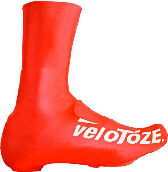 VeloToze Überschuh lang - orange - M - radschlag - Fahrradladen Ladengeschäft und Online Shop in Chemnitz - Fahrräder und Fahrradzubehör