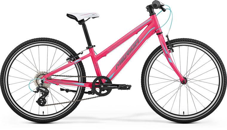 Merida Matts J24 Race, pink (2017) - radschlag - Fahrradladen Ladengeschäft und Online Shop in Chemnitz - Fahrräder und Fahrradzubehör