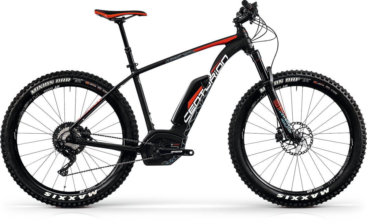 Backfire Trail E R2500