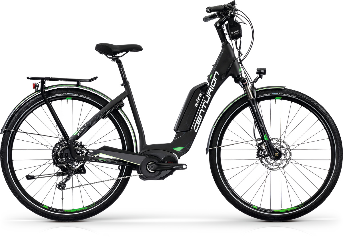 E-Fire City R2500 ABS