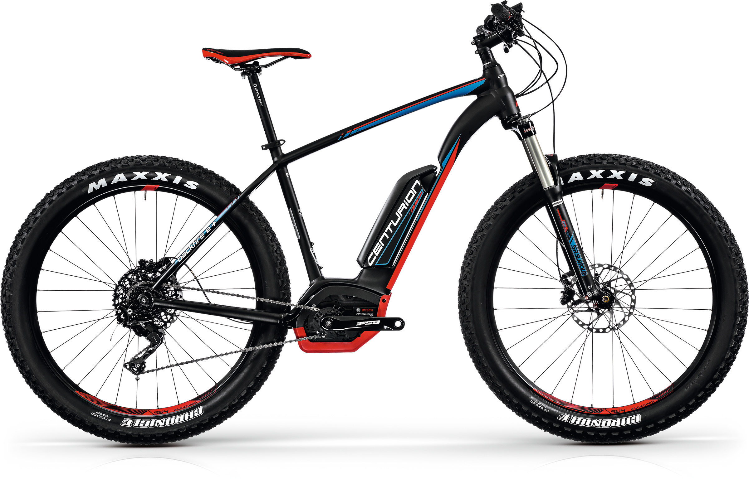 Backfire Trail E R650