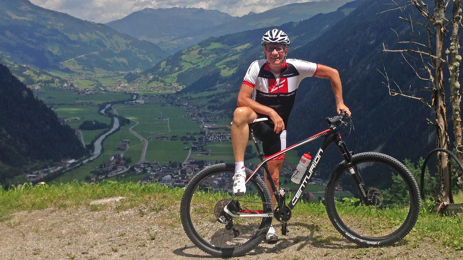 CENTURION Founder Wolfgang Renner voted into Mountain Bike Hall of Fame