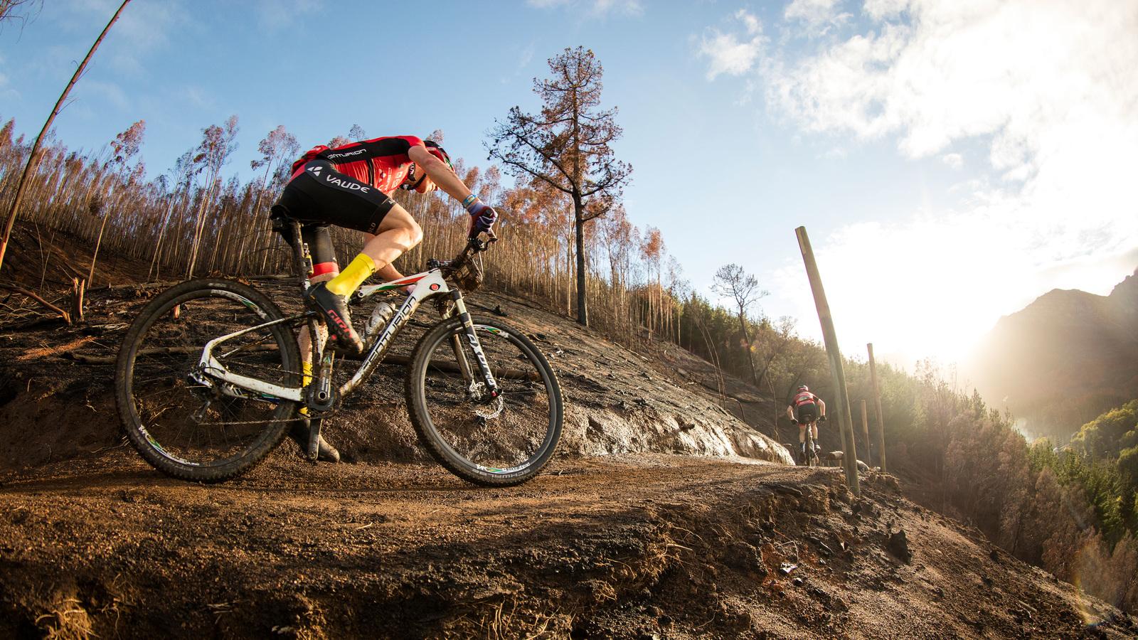 CENTURION VAUDE gewinnt #epic100 beim Cape Epic