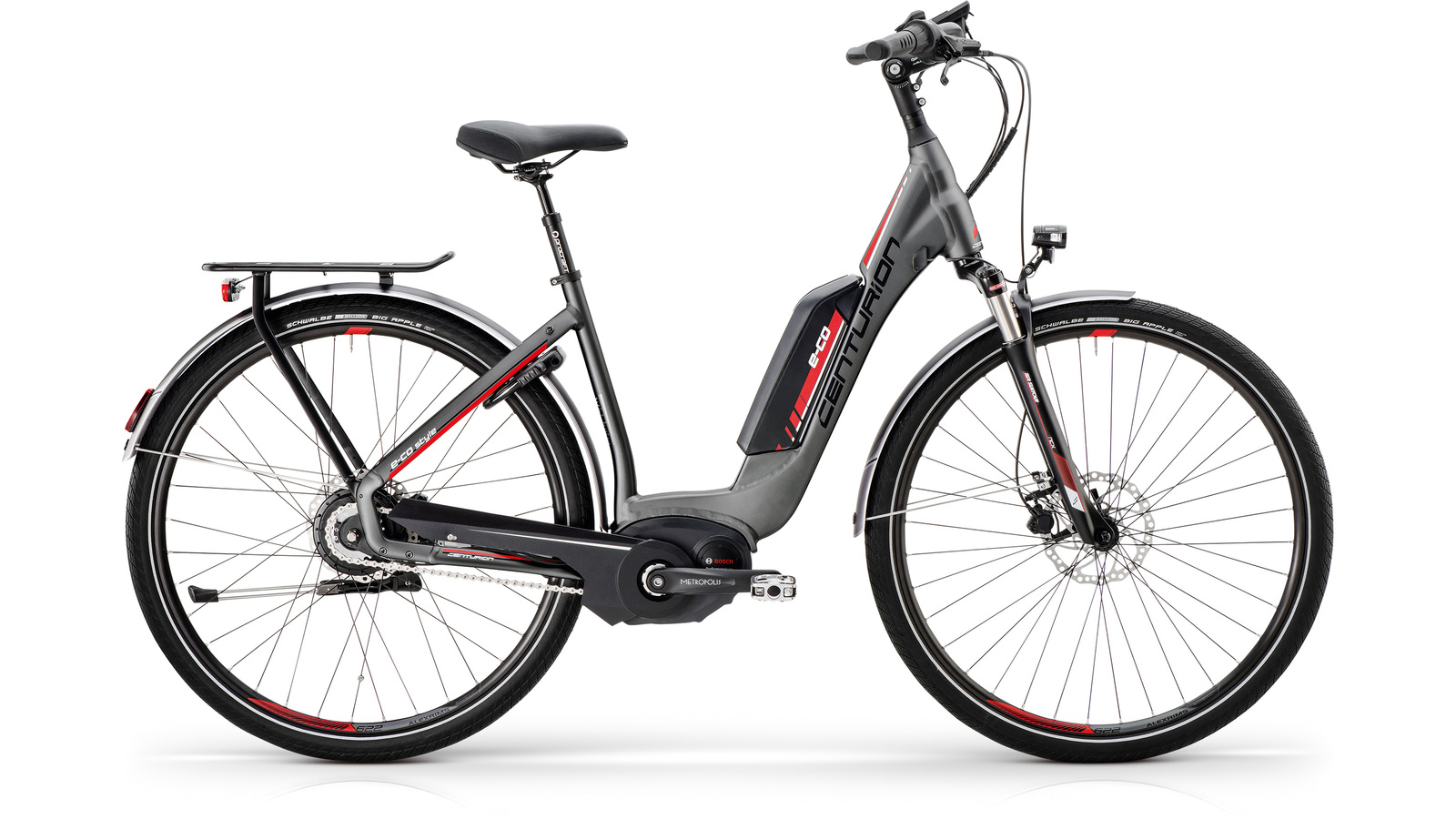 Test result 1,9 for the E-Co Style 500 in e-Bike 2/17