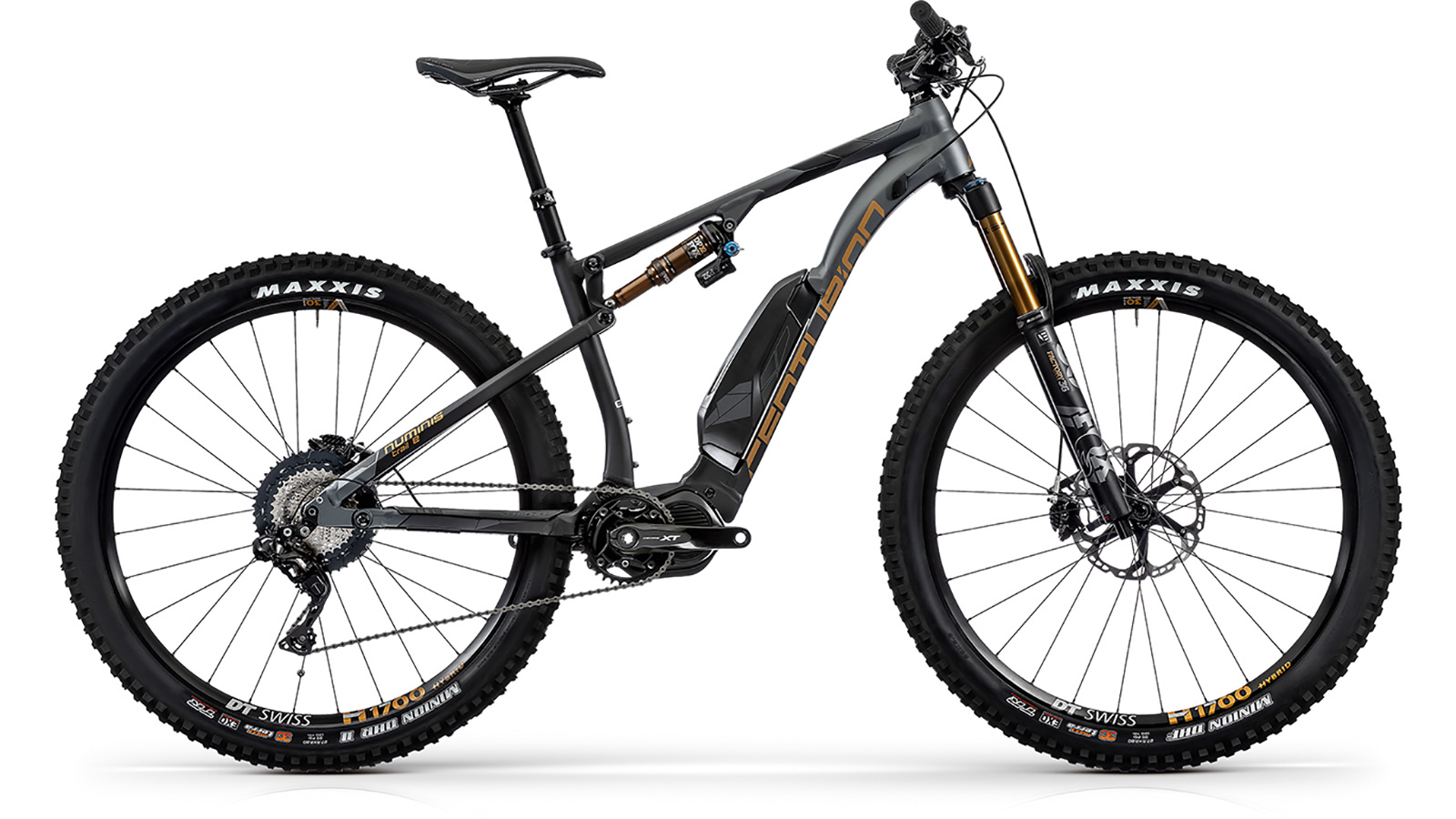 Numinis Trail E F3500 holt Testsieg in der world of mtb (01/2019)