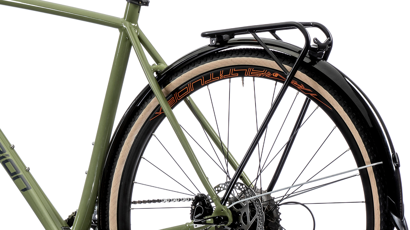 Our carriers: the icing on the cake for many CENTURION bikes