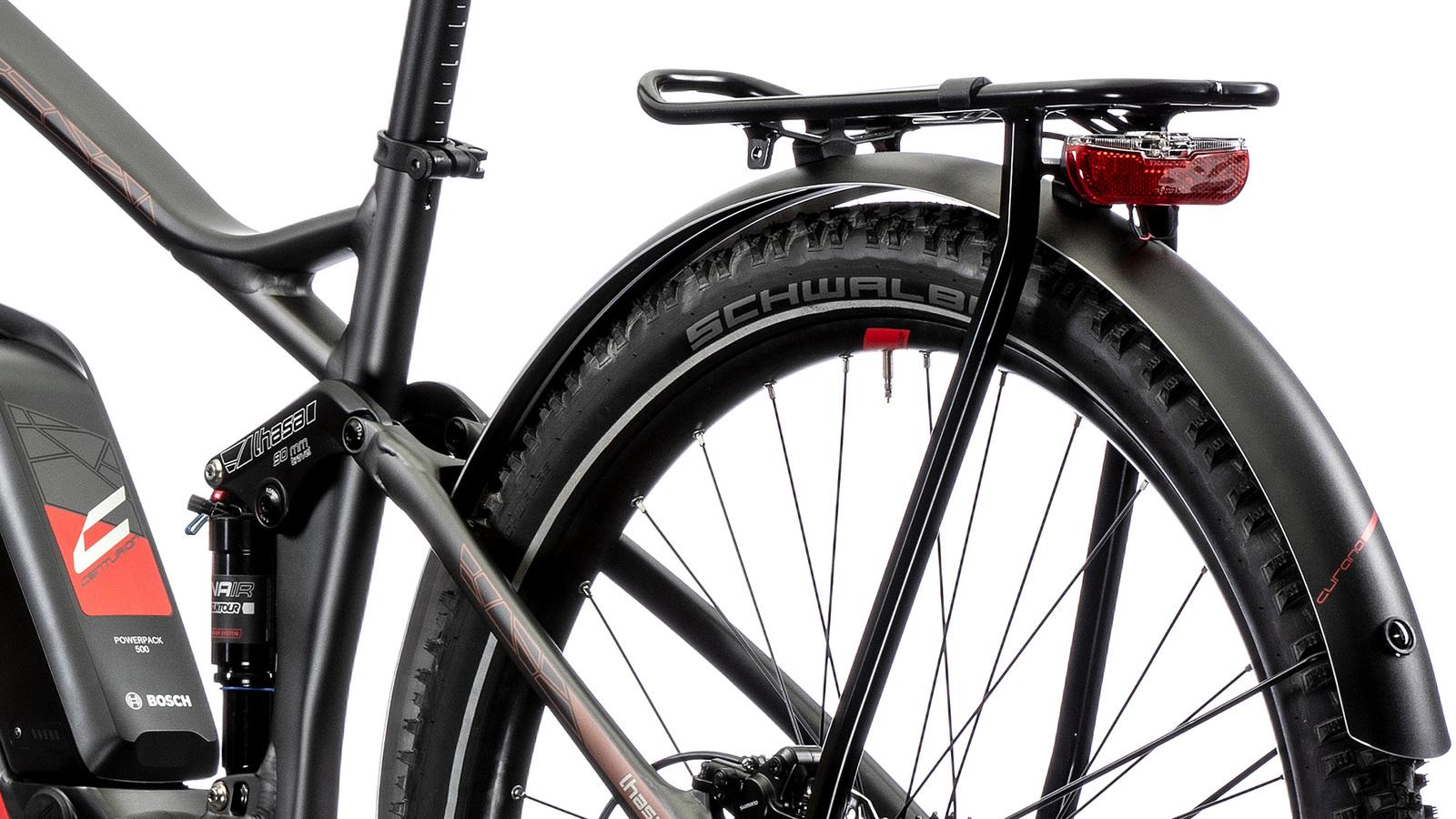 Unsere Gepäckträger: das i-Tüpfelchen bei vielen CENTURION E-Bikes