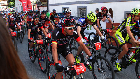 CENTURION dominiert Zillertal Bike Challenge
