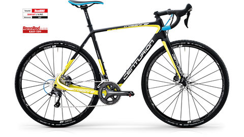 "Crossfire Carbon 4000: ""Sehr gut"" in RennRad & RoadBIKE"
