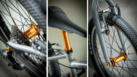 "CENTURION R'Bock for Noah Geiger – a very special customized 20"" bike"