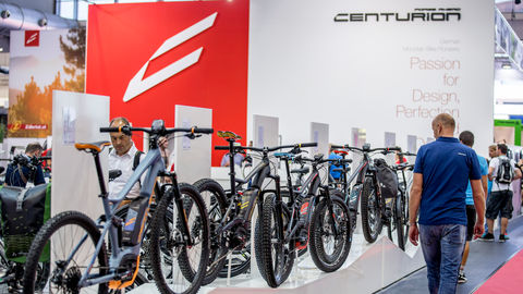 Eurobike 2017 for CENTURION all wrapped up