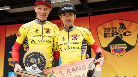 Triumph at the 4th attempt: Daniel Geismayr and Jochen Käß win the SWISS EPIC