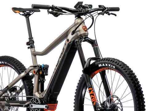 Neues No Pogo E überzeugt als Testsieger in der aktuellen Bike Bild (04/2019)