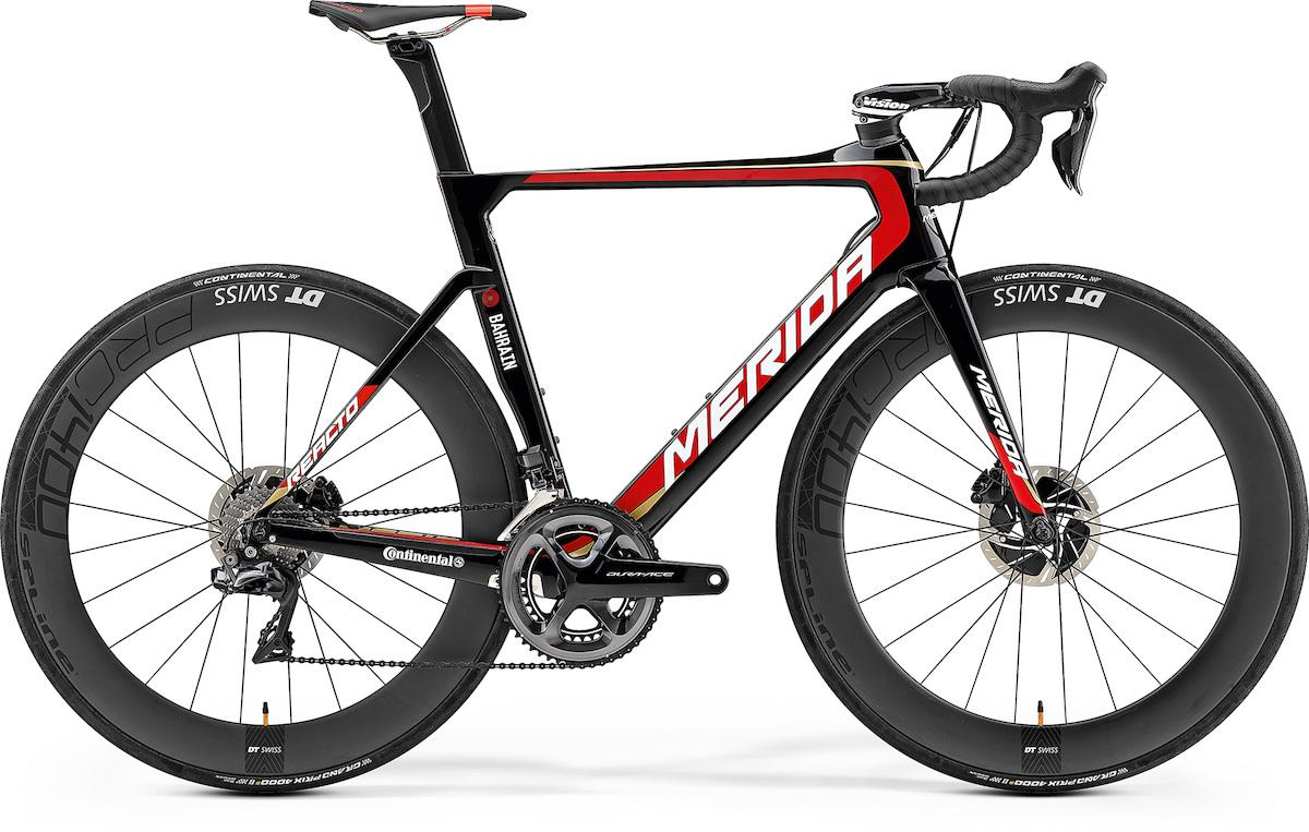 Reacto Disc Team MERIDA E Wettkampf Rennrad Tour