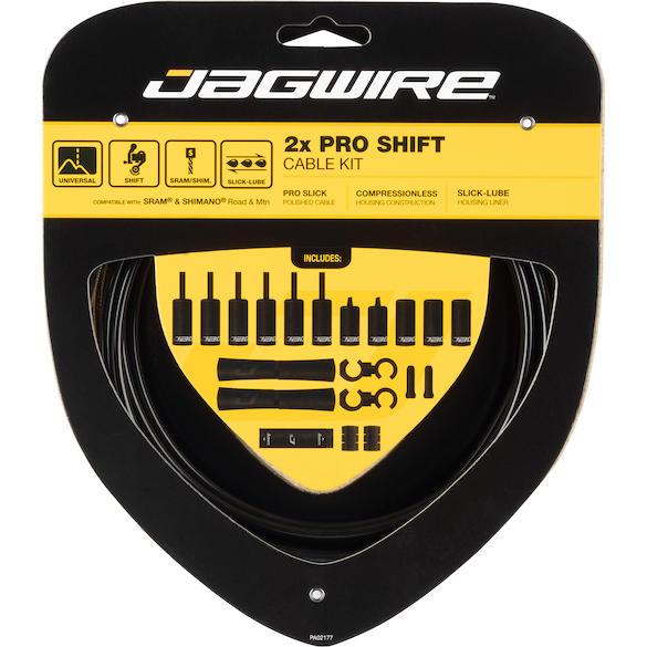 Jagwire Pro Shift Kit Road//Mountain SRAM//Shimano Celeste