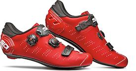 ROAD Ergo 5 matt red/black