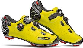 MTB Drako 2 SRS yellow fluo/black