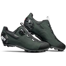 MTB Gravel black/dark green