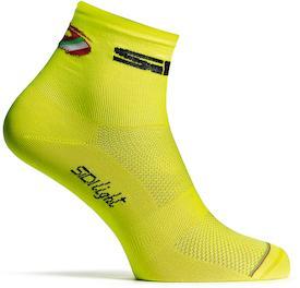 Socken Color yellow