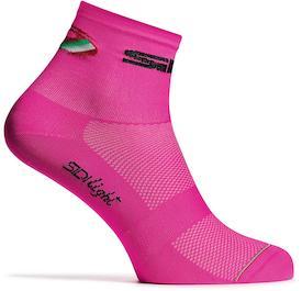Socken Color pink
