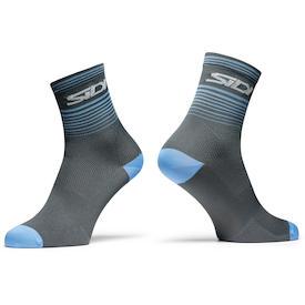 Socken Malibu grey/sky blue