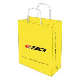 Shopping Bag gelb