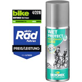 "Kettenöl ""Wet Protect"""