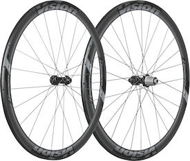 Laufradsatz Team 30 Disc Clincher TLR