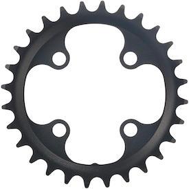 Kettenblatt E-Bike Stahl 4-Arm für Polini 2x