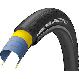 Gravel-Reifen County Tubeless Complete