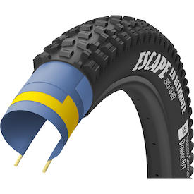 Trail-Reifen Escape EN Tubeless Complete 27,5""