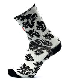 Socken Flanders Edition White Lions