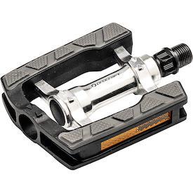 Pedal City Grip Pro - Aluminium