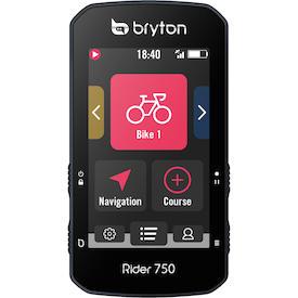 GPS-Fahrradcomputer Rider 750