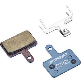 Bremsbeläge Disc für alle TRP 2-Kolben Postmount-Bremsen