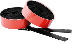 Lenkerband schwarz/rot