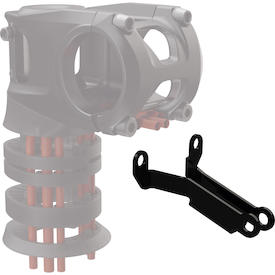 Lichtadapter für Procraft AICR Vorbau