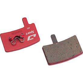 Bremsbeläge Disc Sport Semi-Metallic für HAYES