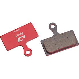 Bremsbeläge Disc Sport Semi-Metallic mehrfachkompatibel für SHIMANO/TEKTRO/TRP/RST/REVER/PROMAX