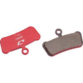 Bremsbeläge Disc Sport Semi-Metallisch für SRAM/AVID/PROMAX