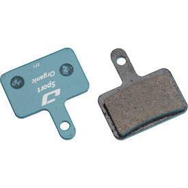 Bremsbeläge Disc Sport Organic mehrfachkompatibel für SHIMANO/TEKTRO/TRP