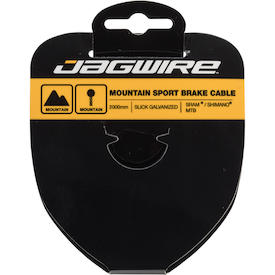 Bremszug Mountain Sport Stahl verzinkt, geschliffen