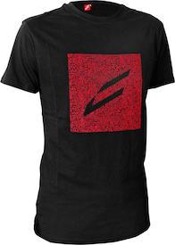 T-Shirt CENTURION mit C-Grafik schwarz