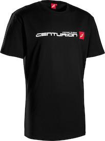 T-Shirt CENTURION Herren schwarz Logo-Edition