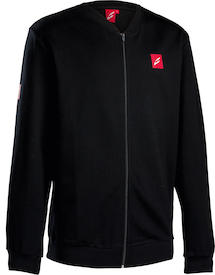Sweat-Jacket CENTURION schwarz