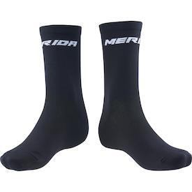 Socken Race schwaz/weiß