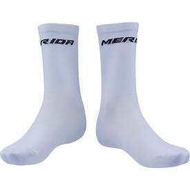 Socken Race weiß/schwarz
