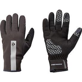 Handschuhe Winter schwarz/grau